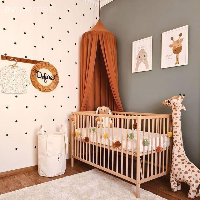 Beautiful Gender Neutral Nursery Ideas