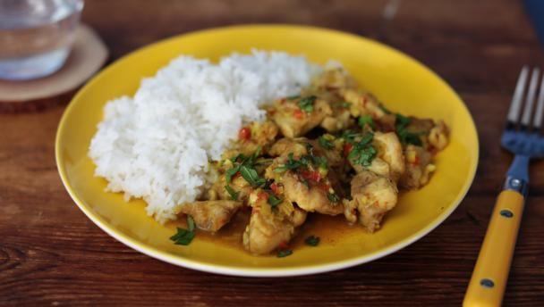 Chilli And Lemongrass Chicken Recipe My Favourite Recipes