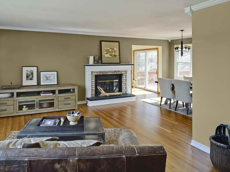 Paint colors for living room with brown couch ideas to - How to pick a paint color for living room ...
