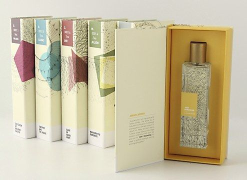 Anthropologie Perfume Collection