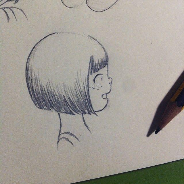 By Ana Oncina #dibujo #sketch #boceto