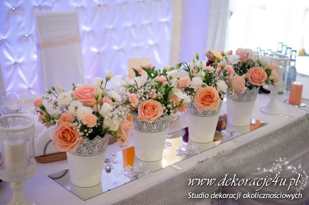 dekoracja sali weselnej - Szukaj w Google