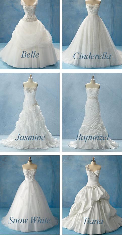 Disney Dresses Princess Bride