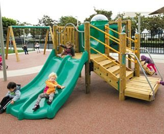 Early Childhood Playgrounds Preschool Playground 2 5 Play