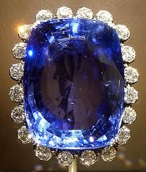 Sapphire and Diamonds