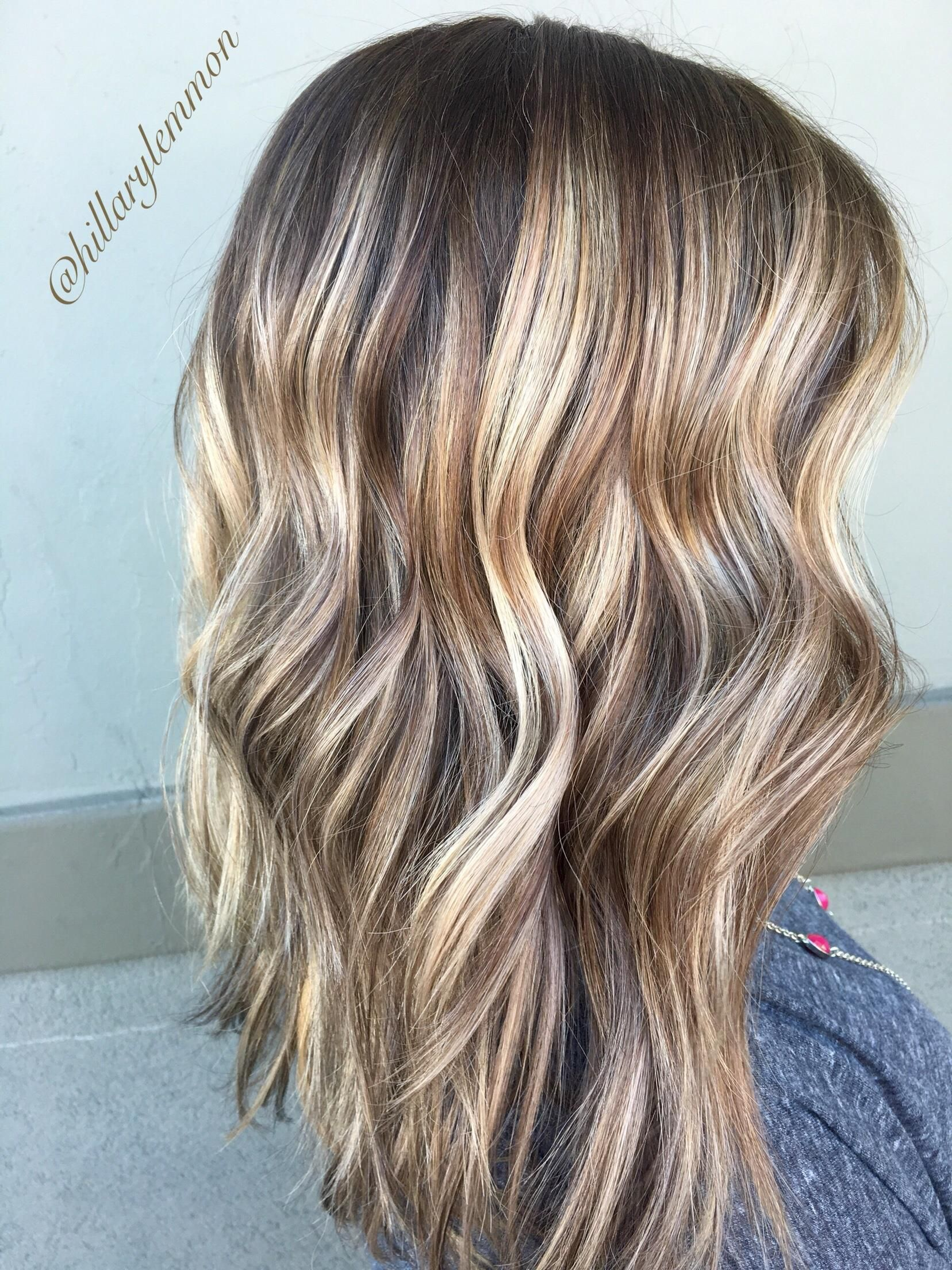 Color And Haircut 120 Hairstyles For Women Ideas Pinterest