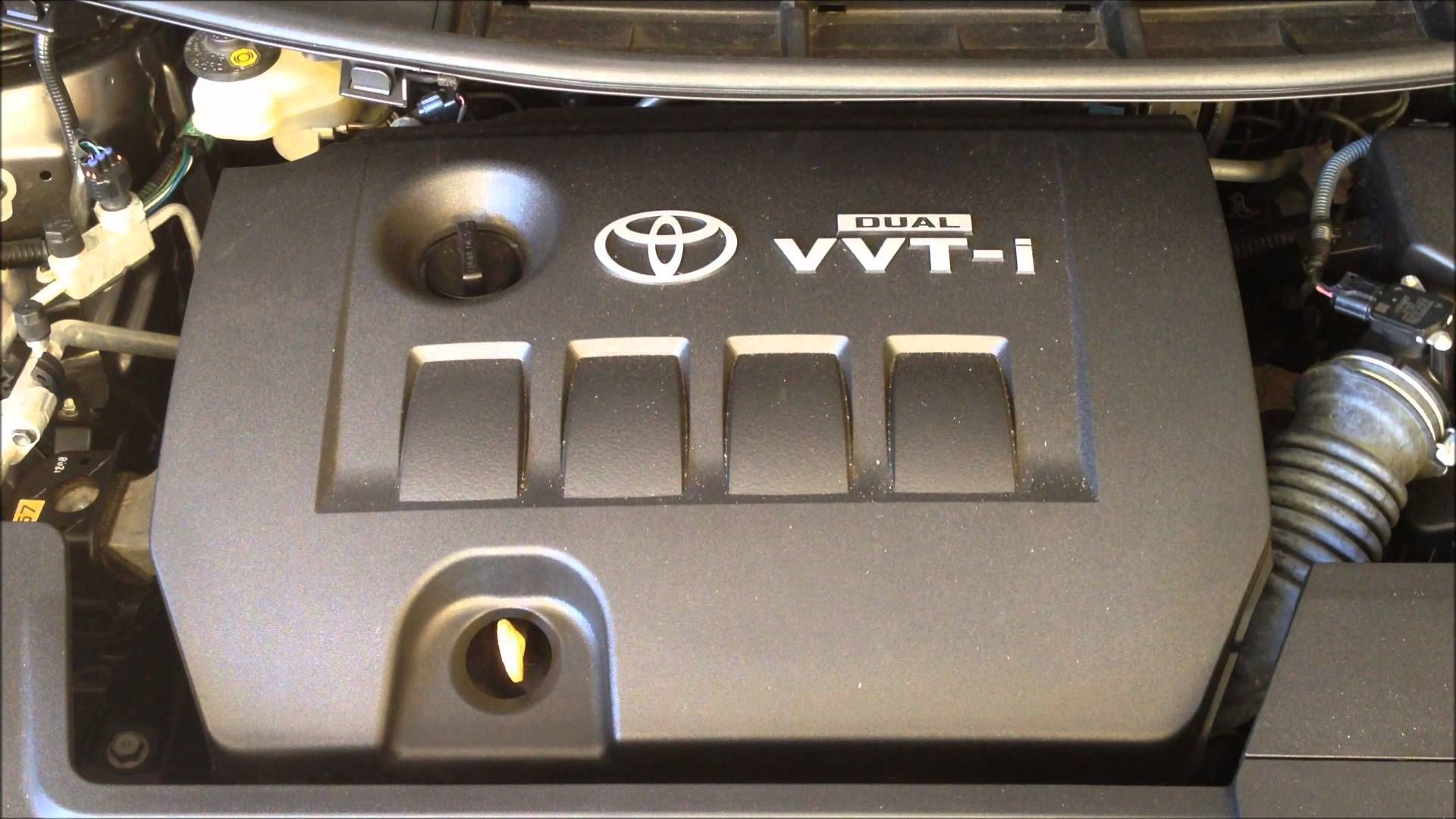 2008 Corolla Ascent 1.8L MULTI POINT Fuel Injected Motor