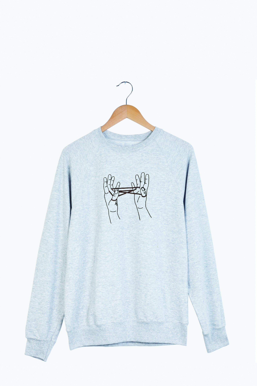 Srta. Lylo Juego de dedos con cordel - diseño | Embroidery ...