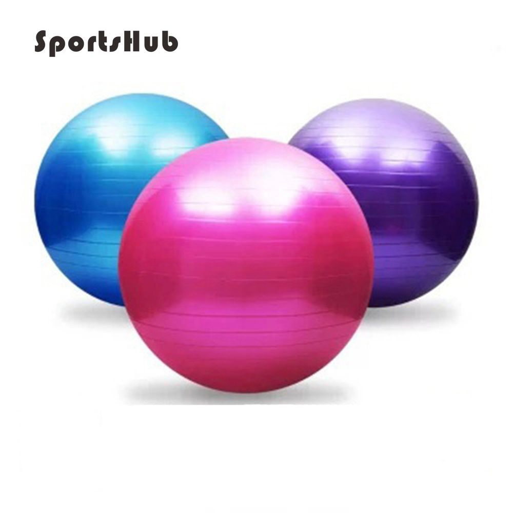 75cm Yoga Fitness Ball Utility Yoga Balls Pilates Balance Sport Fitball Proof Balls Anti Slip For Fitness Training Outdoor You Should Know In 2020 Ball Exercises Yoga Ball Yoga Fitness