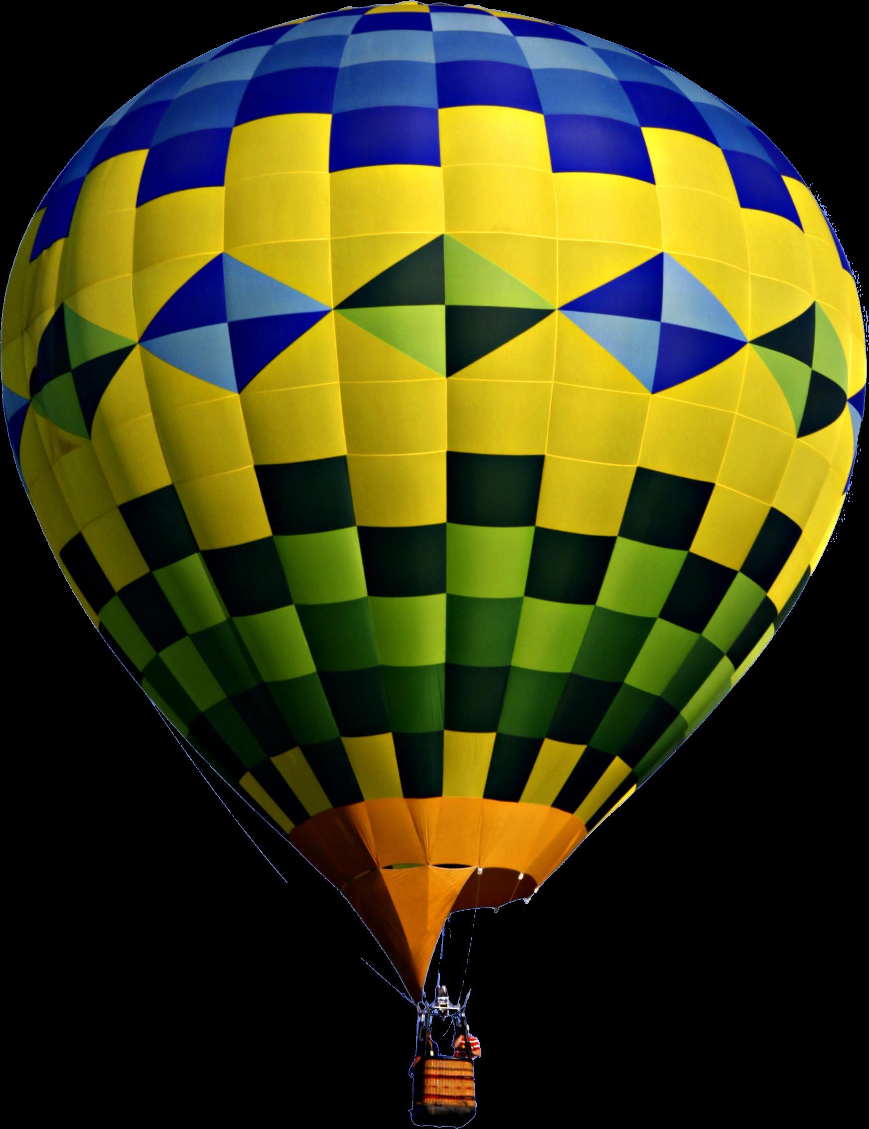 Air Balloon Balão