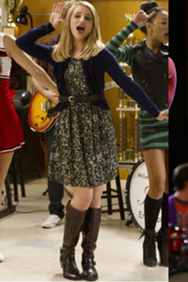 Quinn fabray outfits!