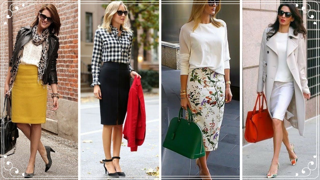 Elegant Pencil Skirts Outfits For Women Pencilskirts Pencilskirtsoutfitsfor Women Fashion