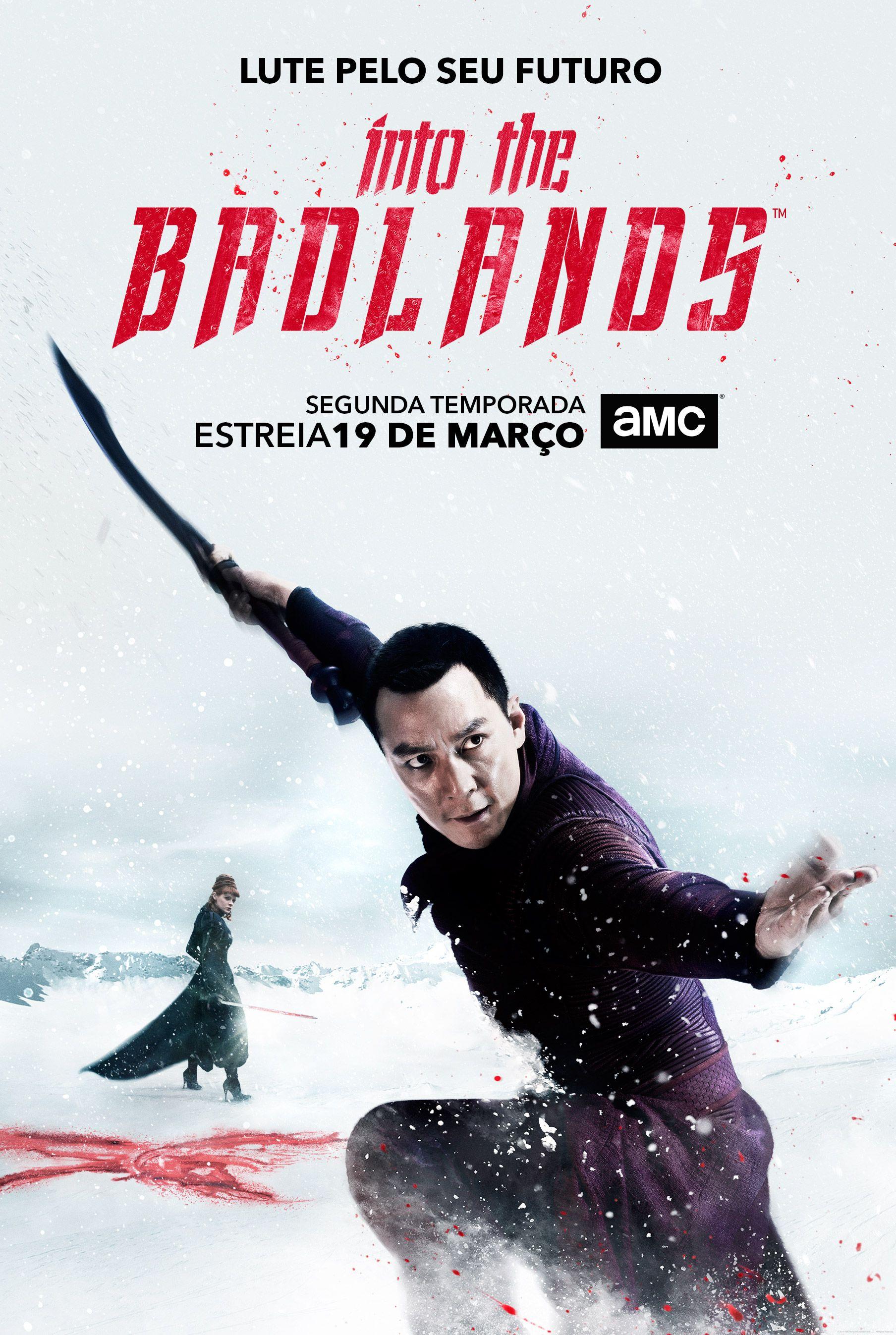 Into The Badlands Divulgado O Poster Da Segunda Temporada Com