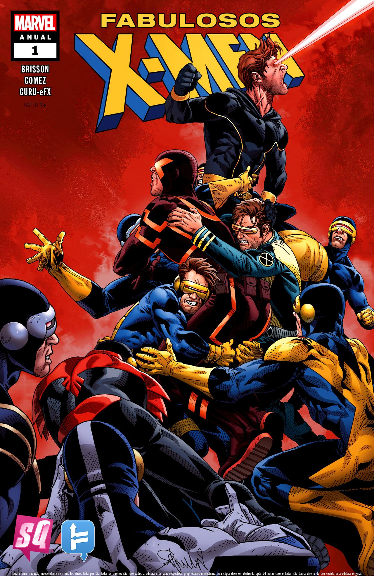 Ler Manga Fabulosos X Men 2018 Capitulo A01 Online In 2020 Comics Marvel X Men