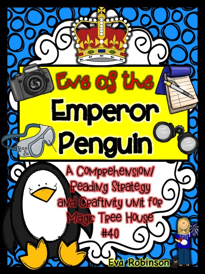 book report the emperor penguin magic tree house Eve of the emperor penguin is the fourtieth installment to the magic tree house series and the twelfth of the merlin missions the magic tree house takes jack and annie to antarctica to search for the fourth secret of happiness for merlin.