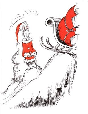 How The Grinch Stole Christmas Book Illustrations.Blog Delightful Children S Books Find A Book To Delight