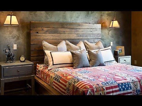 Ingenious Wooden Headboard Ideas For Your Bedroom
