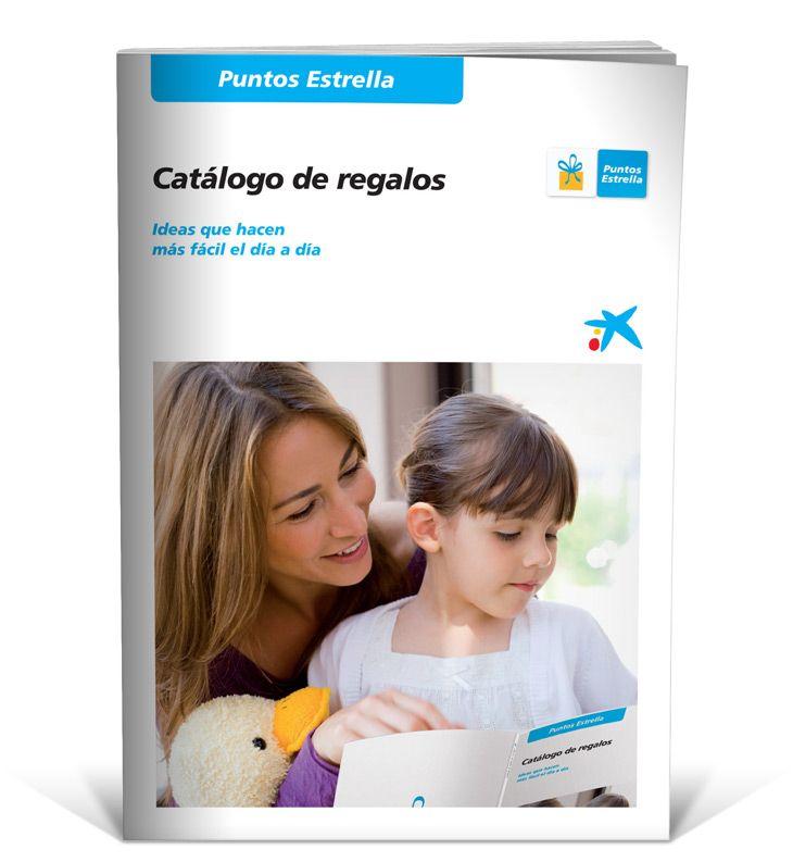 Catálogo De Regalos Puntos Estrella La Caixa 2014 Caixabank Con