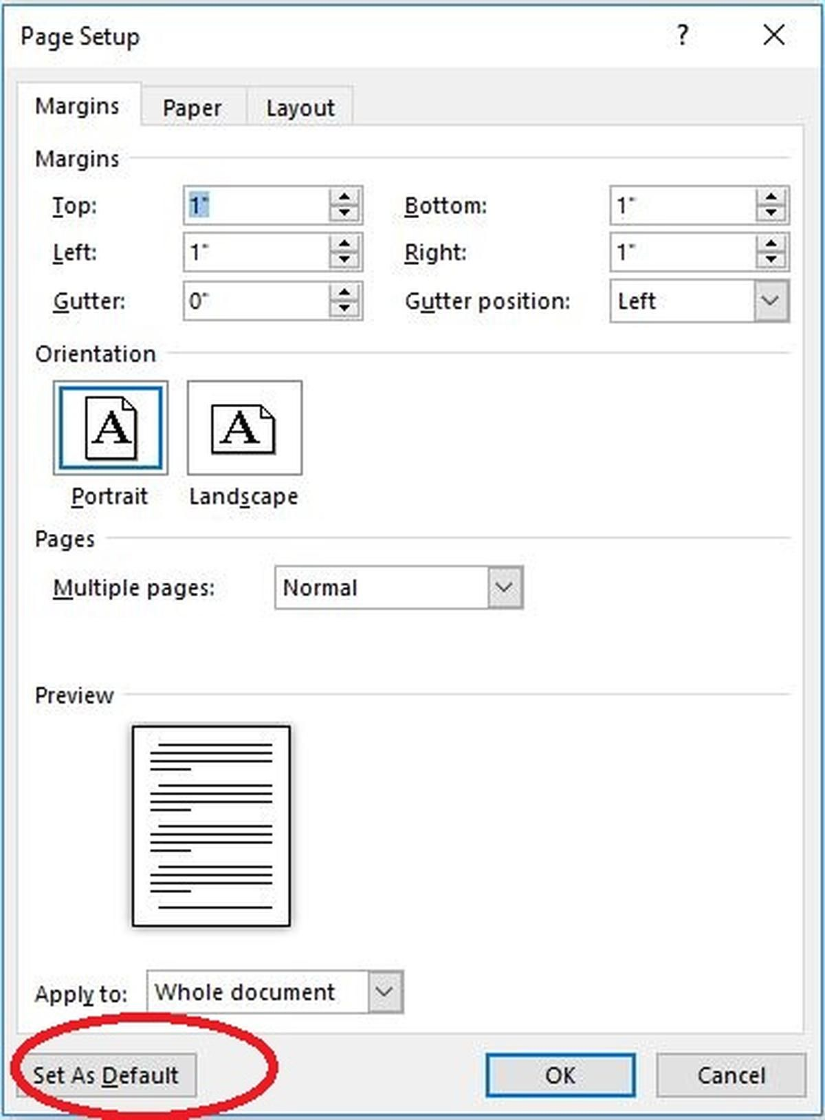 The Surprising 10 Defaults You Can Change To Make Word 2016 Work Your Way In Change