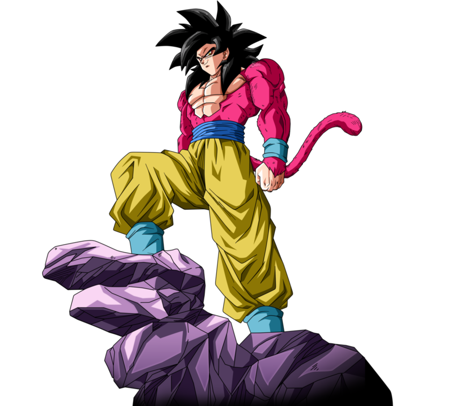 Super Saiyan 4 Goku Watch Dragon Ball Gt Now Goku Super Super Saiyan Goku Dragon Ball