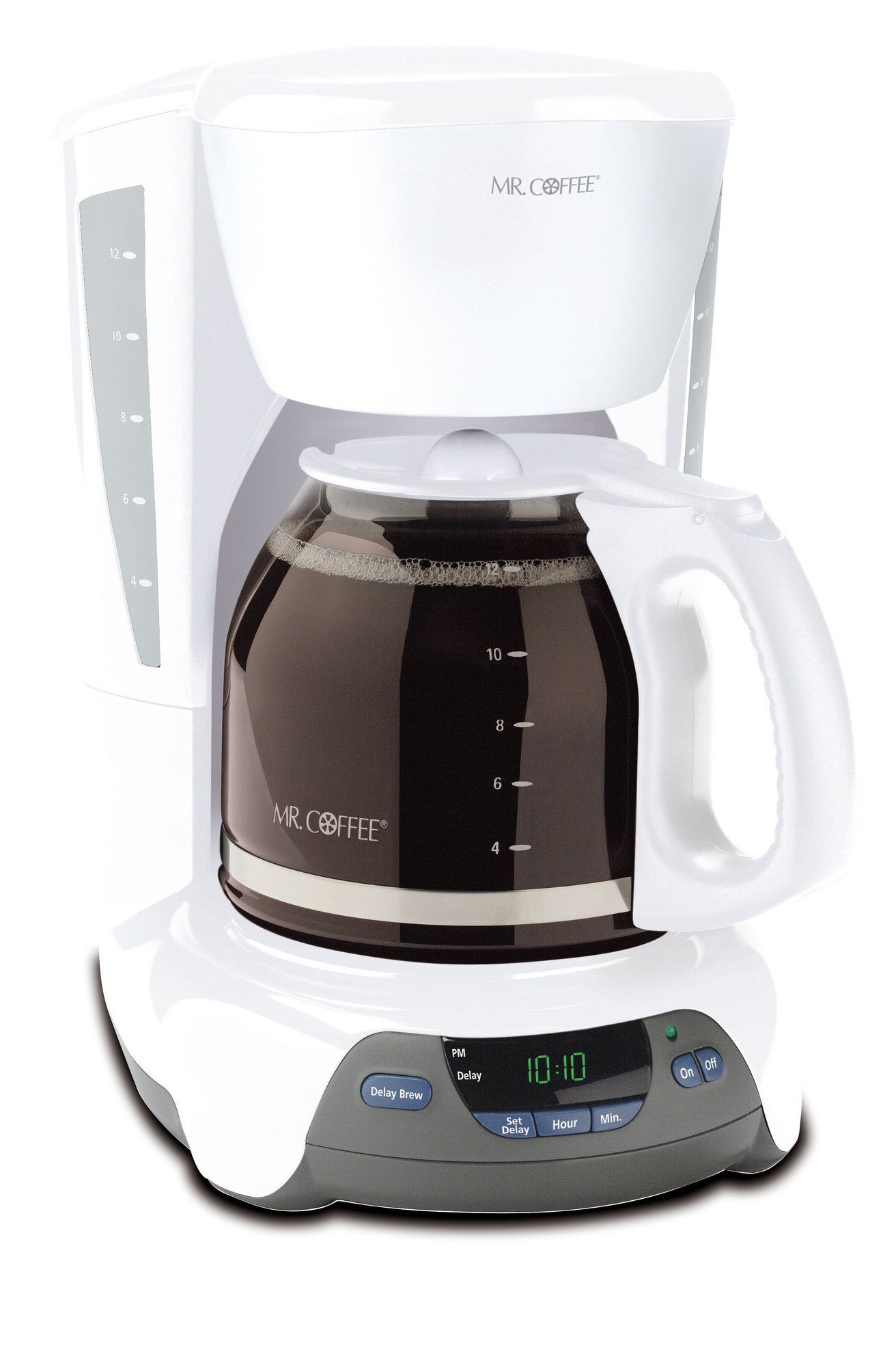 Mr. Coffee Simple Brew 12Cup Programmable Coffee Maker