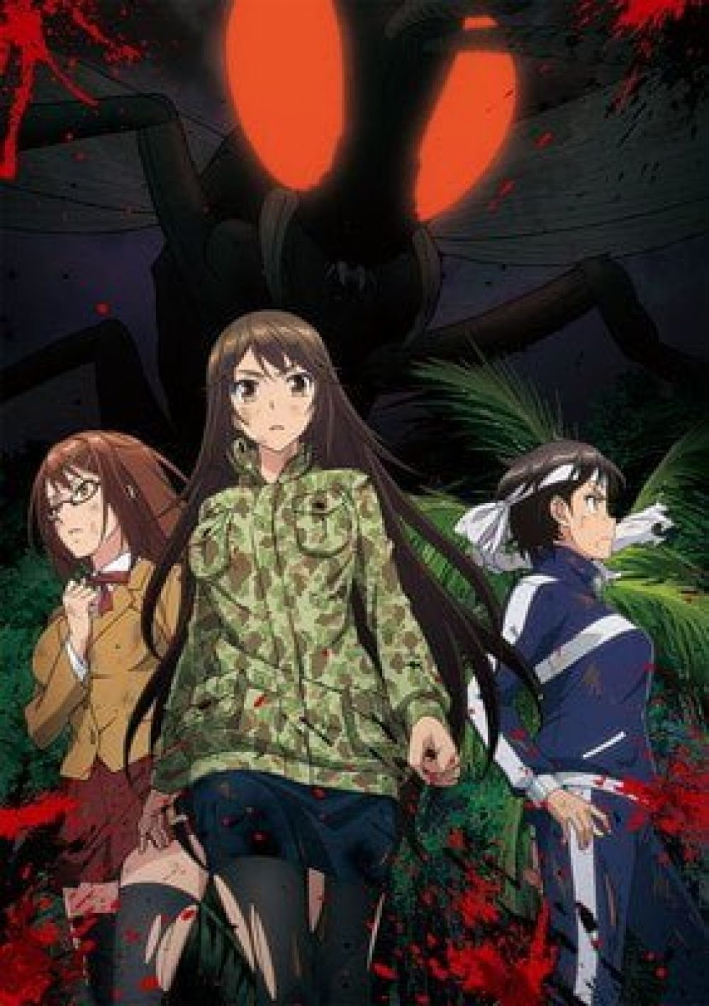 The Island of Giant Insects Video Anime Unveils Main Cast