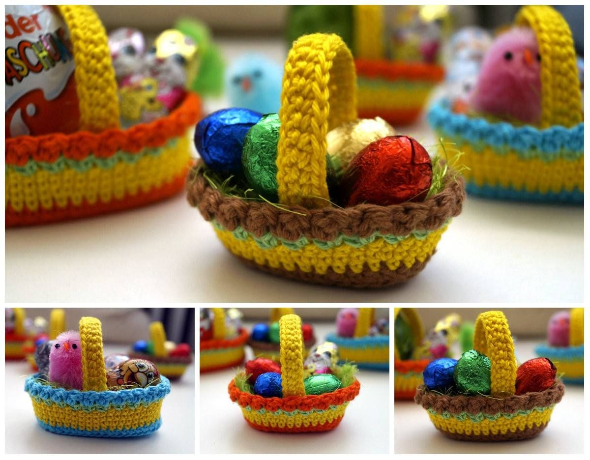 If you are looking for some Free Easter Crochet Patterns you are in the right place. We've included Easter Crochet Baskets and more. Check them out now.