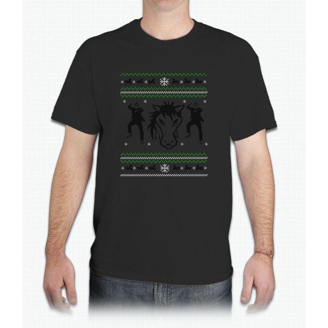 El Caballo -navidad- - Mens T-Shirt