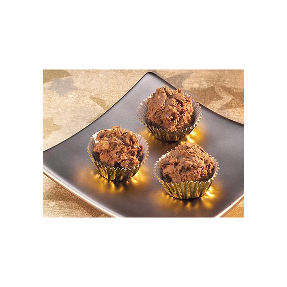 Peanut Butter and Milk Chocolate Chip Mudd Balls