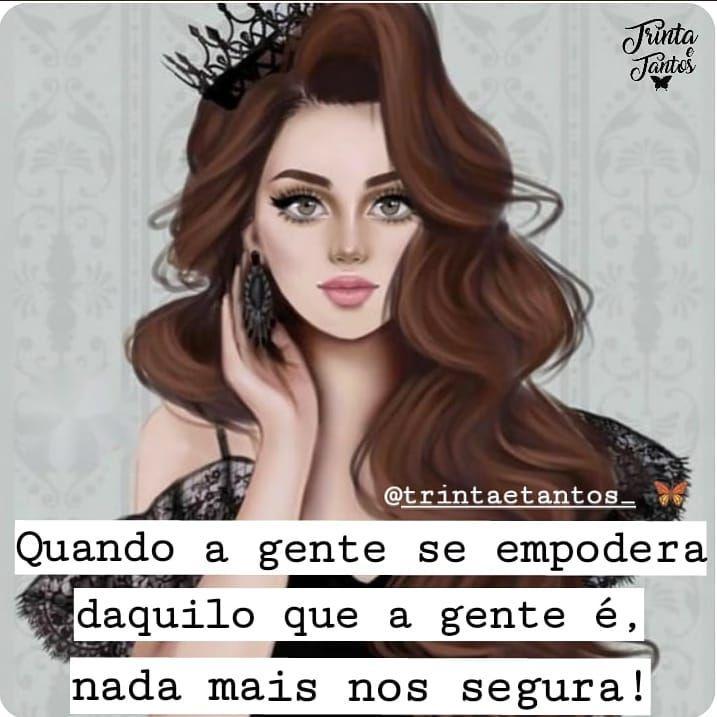 """🦋 ᴛʀɪɴᴛᴀ & ᴛᴀɴᴛᴏꜱ 🦋 no Instagram: """"🦋 Boom diaa borboletas! Empoderem-se! Um sábado lindo e cheio de amor próprio! ✊🏻👑🦋♥️😘 . . . . . . ➡️Siga @trintaetantos_…"""""""