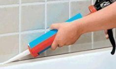 Nettoyer Un Joint Silicone Tout Pratique Nettoyage Moisissure Nettoyant Nettoyer Joint Silicone