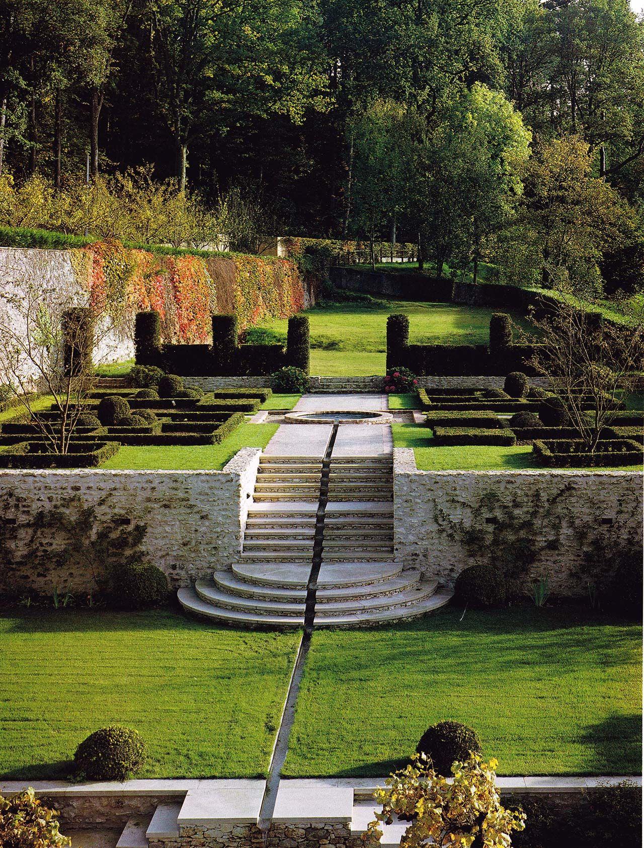 Classic Gardens And Landscape Guerlain jean jacques hervy garden inspiration pinterest guerlain jean jacques hervy workwithnaturefo
