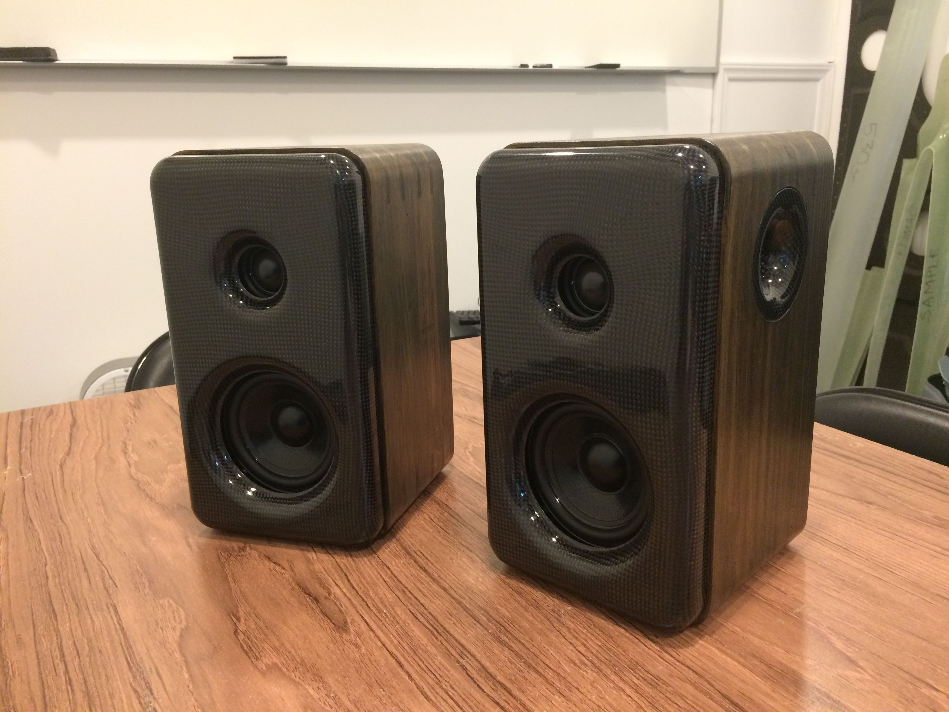 Designer Bob Project Category Bookshelf Speakers Project