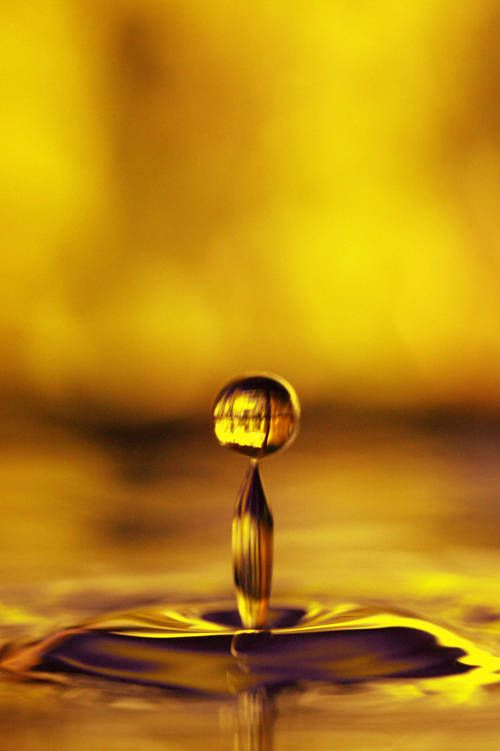 gold water drop | GOLD | Pinterest | Glitter, Water drops and Gold