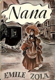 Nana With Images Nana Emile Zola Music Book