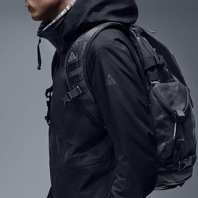 NikeLab x Acronym ACG Responder Backpack.