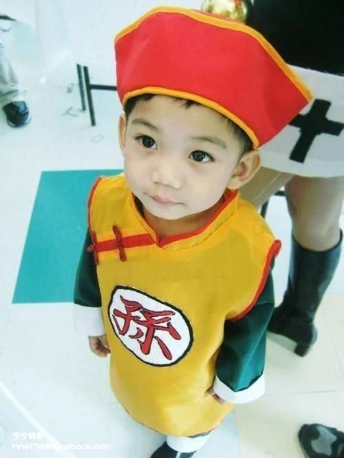 Son Gohan from Dragon Ball Z. I- I think I just felt my heart explode from  the cuteness  3 1eae0315b9ab