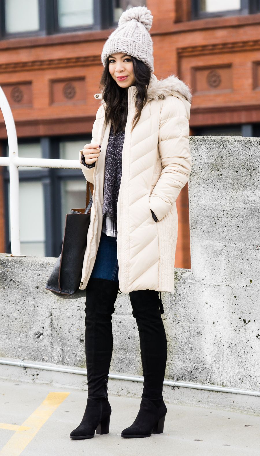 10 cute puffer jackets you need this winter  winter