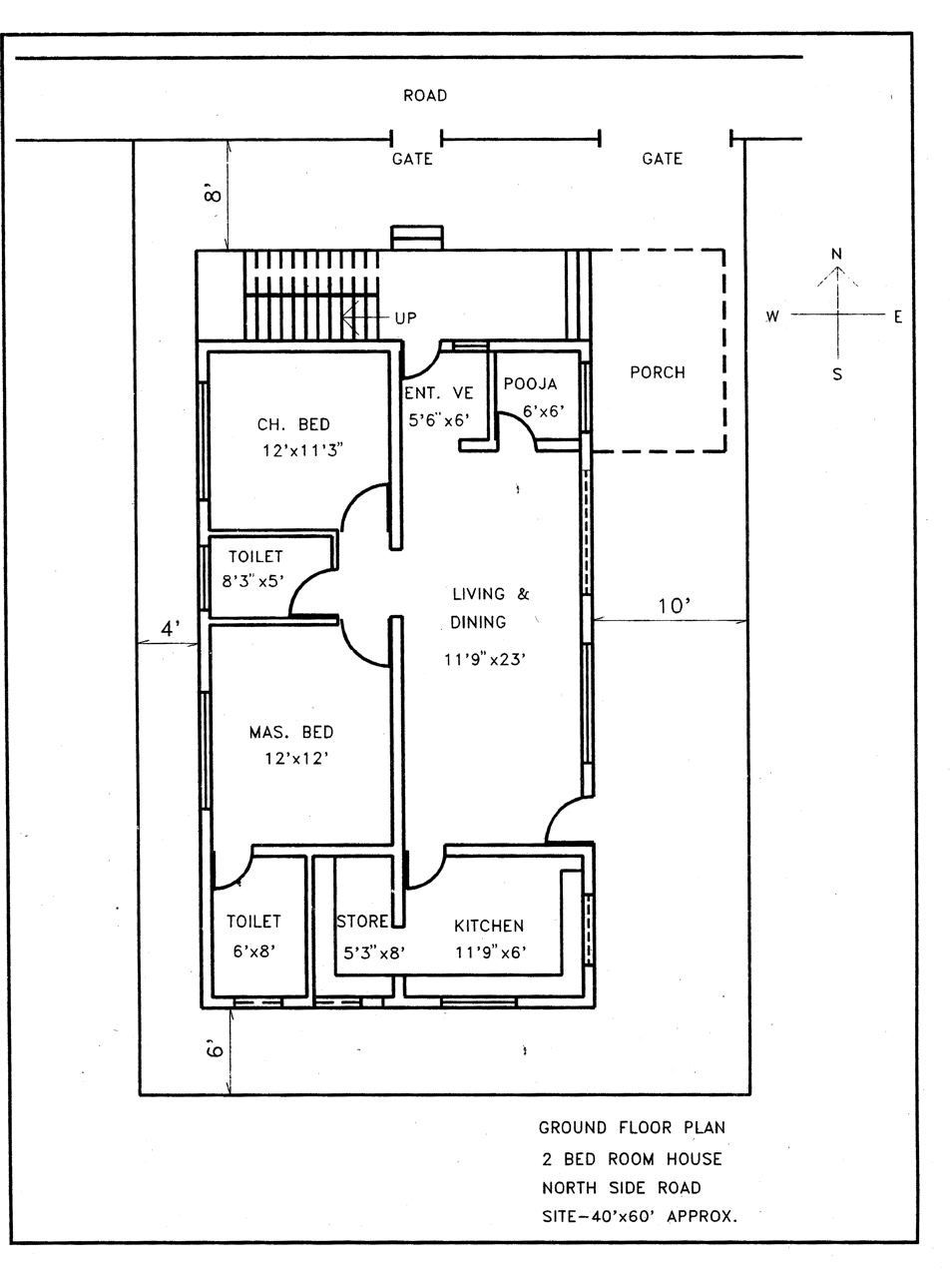 Pin By Lauren Taylor On Hindu Architecture 2bhk House Plan House