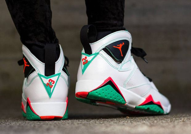 "0ae60f12b2b9 Girls Air Jordan VII (7) Retro GS ""Verde"" Release Reminder For Today  03 14 15 -Price 140"