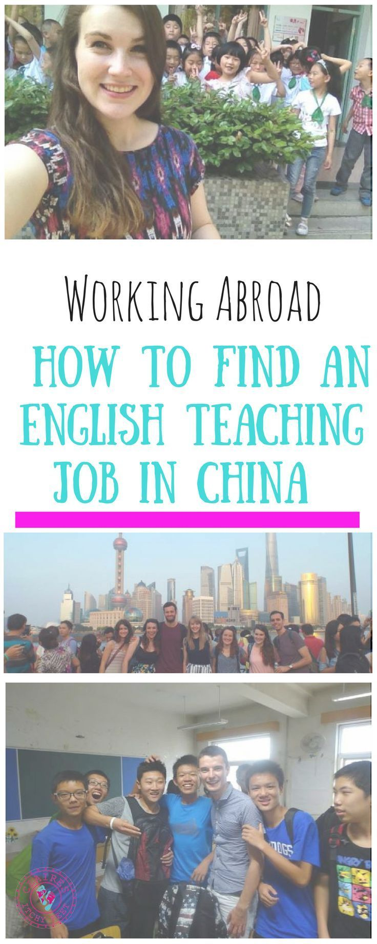 Working Abroad How to find an English Teaching Job in