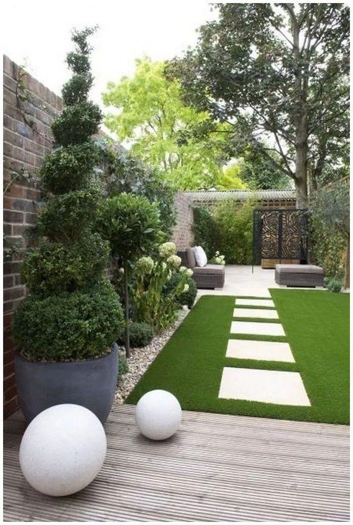 ❤30 Wunderschöner Garten für kleine Räume Design-Ideen, die Sie kennen müssen #garden #sma ..... #backyardoasis