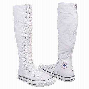 282768304d9bd Athletics Converse Women's Chuck Taylor All Star Knee High Sneaker ...