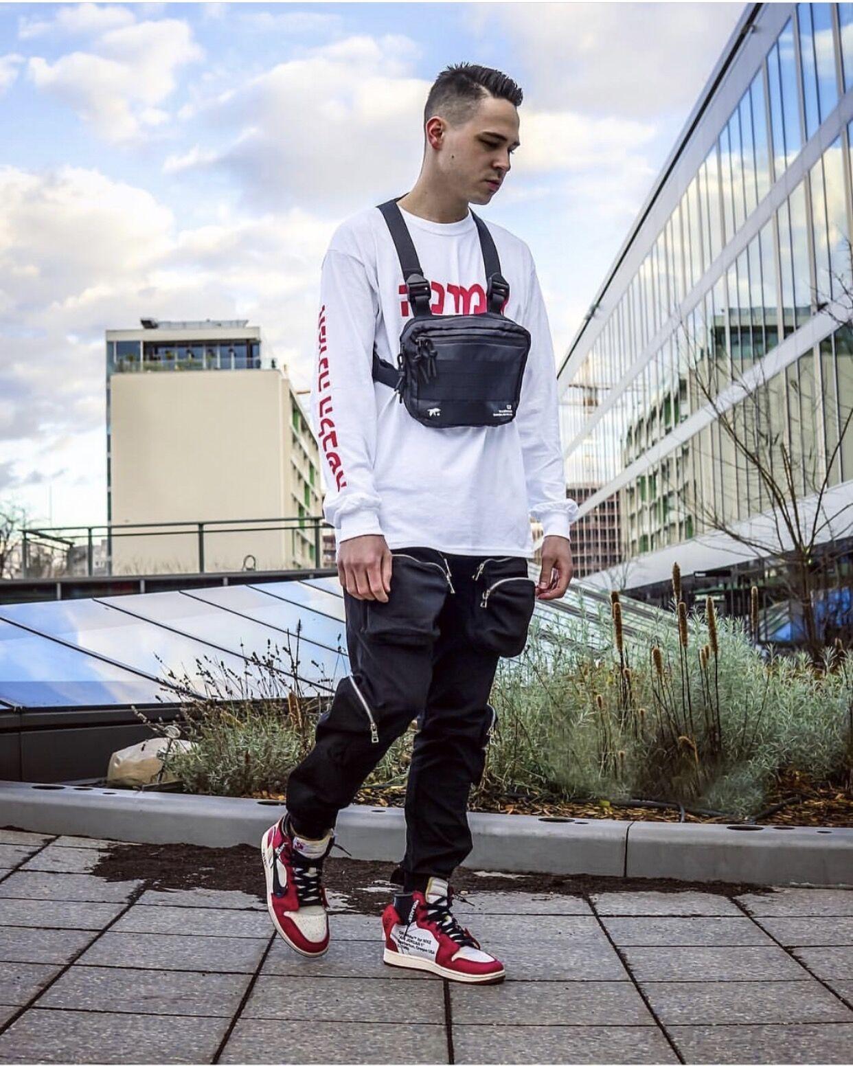 Hypebeast cargo pants  Mens fashion streetwear, Hypebeast outfit