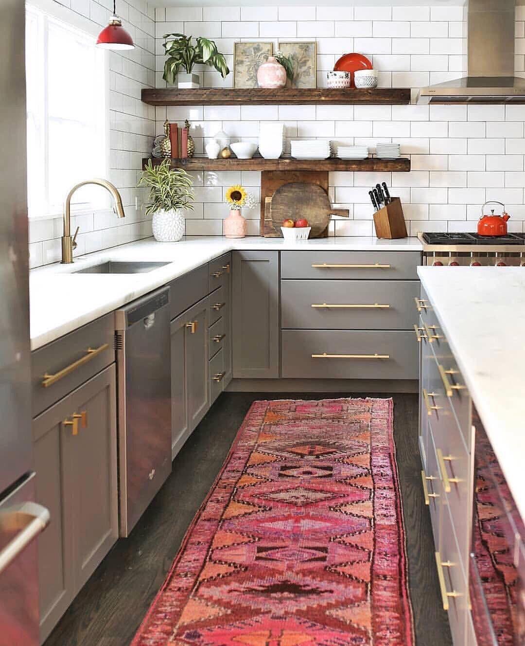 Top 60 Eclectic Kitchen Ideas 29 Antique Kitchen Cabinets Eclectic Kitchen Stylish Kitchen