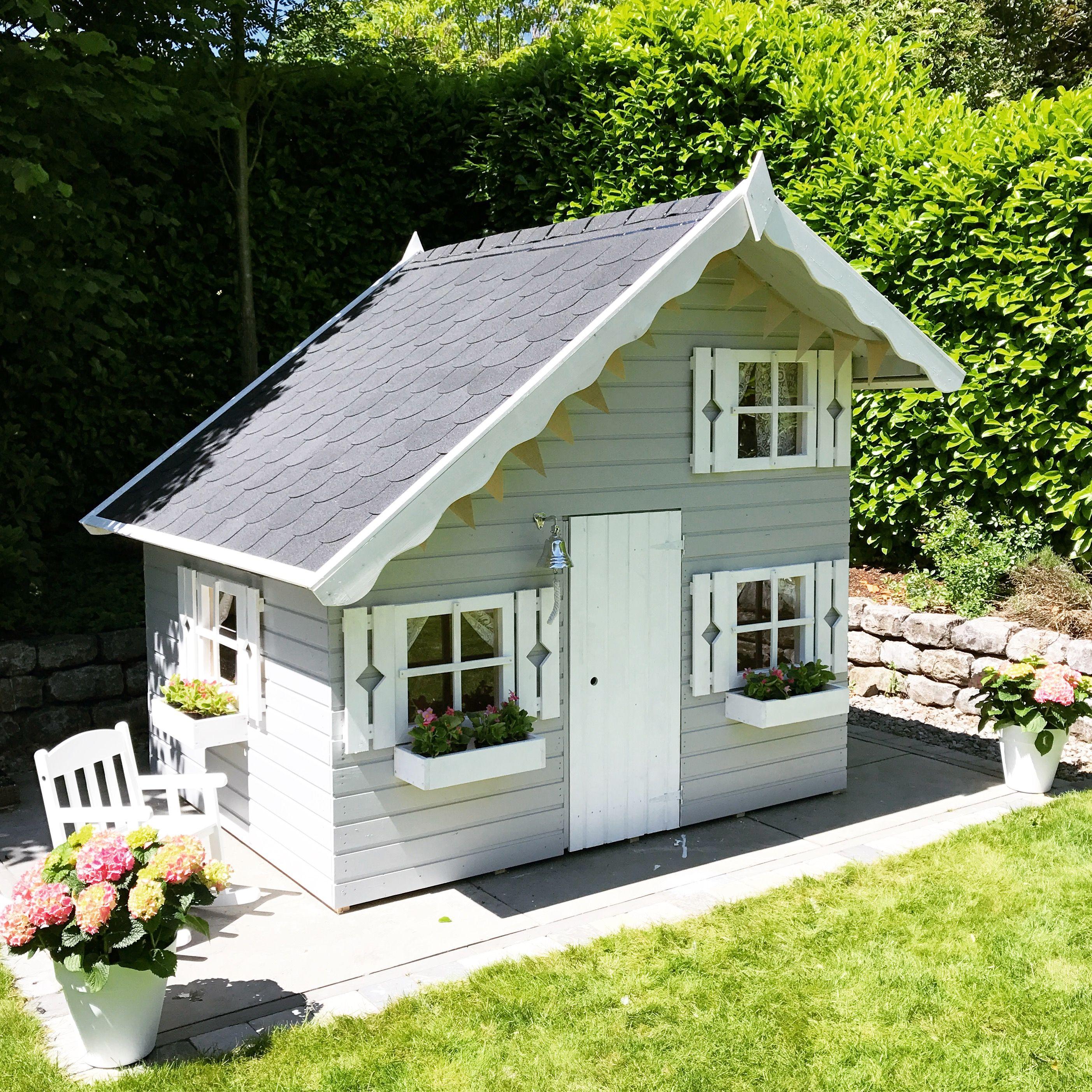 Simple Palmako Tom Spielhaus Kinderhaus