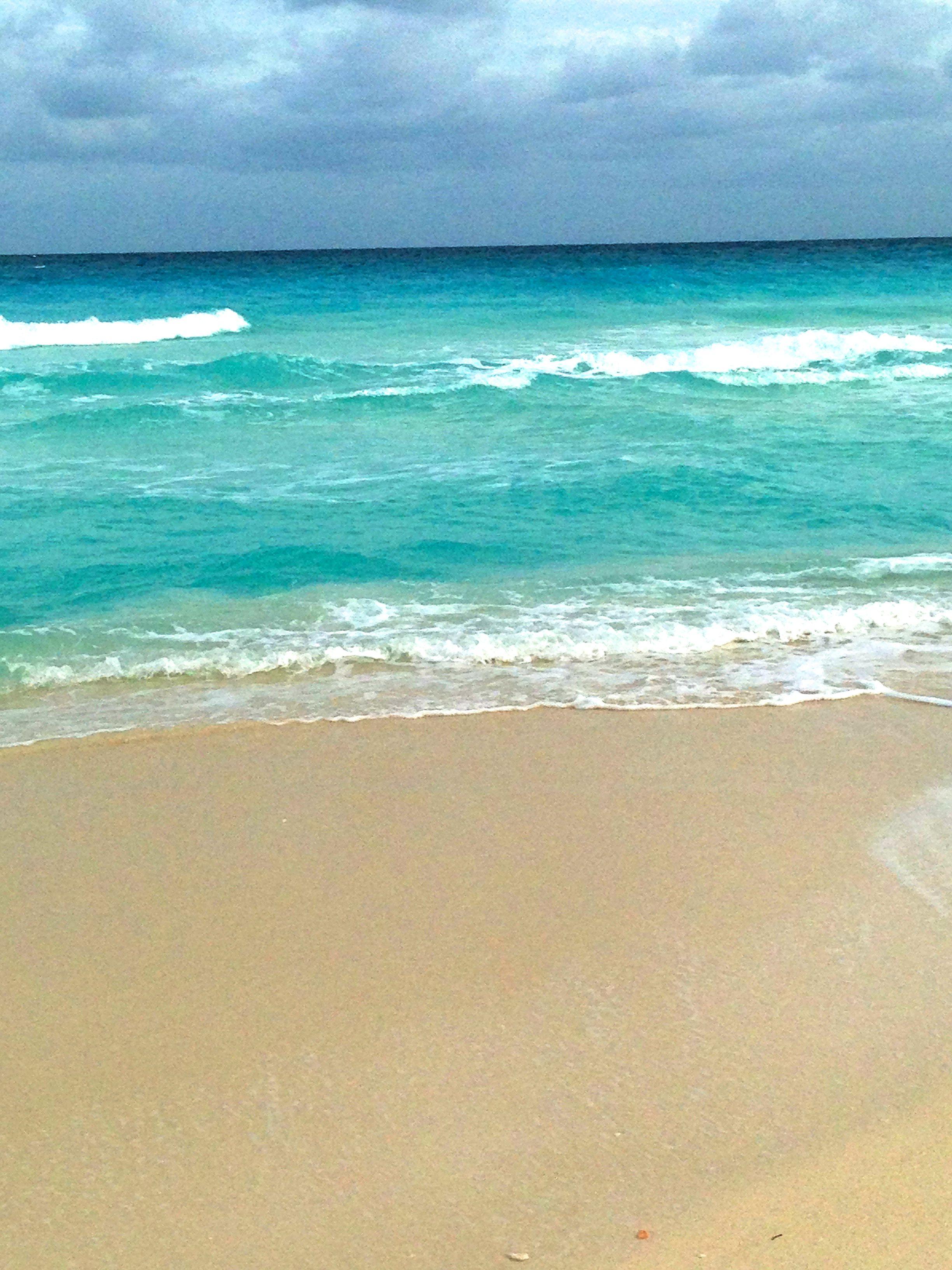 Cancun One Of The Most Beautiful Beaches I Ve Ever Seen Most Beautiful Beaches Beautiful Beaches Cancun