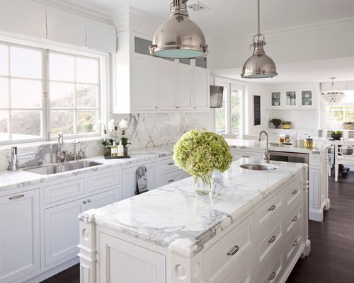 Traditional White Kitchens Kitchen Makeovers Open Beautiful Lighting Reno Tables Design Trends