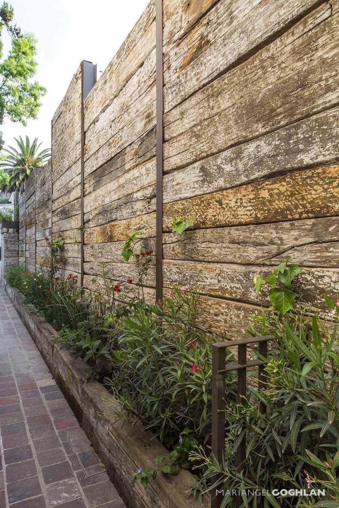 17 Muros exteriores