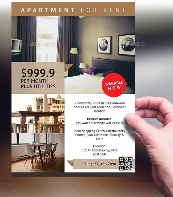 Apartment Flyers Free Templates Luxury For Rent Flyer Template Sign Renting A House House Rental Flyer Template